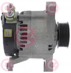 CAL45113 SIDE NISSAN Type 12V 80Amp PR6