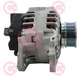 CAL45117 SIDE NISSAN Type 12V 90Amp PR6