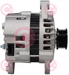CAL46103 SIDE DELCOREMY Type 12V 85Amp PR5