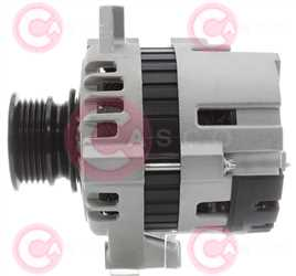 CAL46104 SIDE DELCOREMY Type 12V 85Amp PR5
