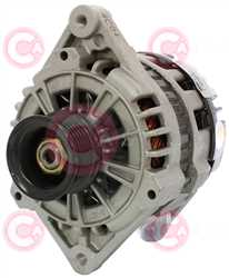 CAL46105 FRONT DELCOREMY Type 12V 85Amp PR6