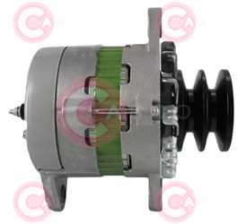 CAL50623 SIDE NIKKO Type 24V 60Amp DP2