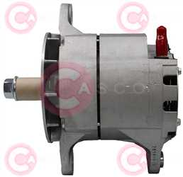 CAL60101 SIDE DELCOREMY Type 12V 60Amp