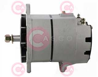 CAL60120 SIDE DELCOREMY Type 12V 135Amp