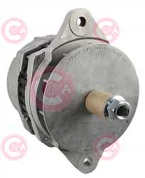 CAL60614 FRONT DELCOREMY Type 24V 65Amp