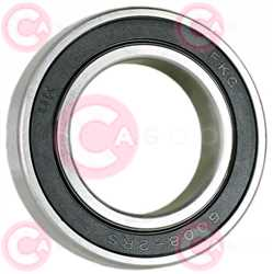 CBE58108 DEFAULT SKF Type 40mm 68mm 15mm