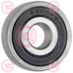 CBE58113 DEFAULT SKF Type 10mm 30mm 9mm