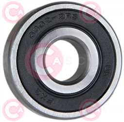 CBE58135 DEFAULT SKF Type 15mm 42mm 13mm