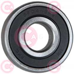 CBE58137 DEFAULT SKF Type 20mm 52mm 15mm
