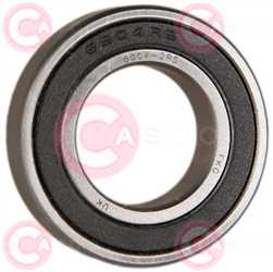 CBE58141 DEFAULT SKF Type 20mm 37mm 9mm