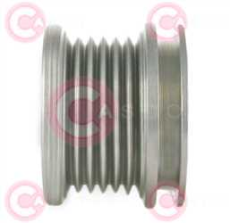 CCP90100 SIDE INA Type PFR6 17 mm 49,35 mm 40,15 mm