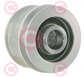 CCP90109 BACK INA Type PFR6 17 mm 55,87 mm 40,95 mm