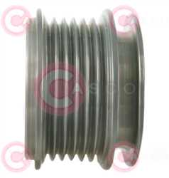 CCP90109 SIDE INA Type PFR6 17 mm 55,87 mm 40,95 mm
