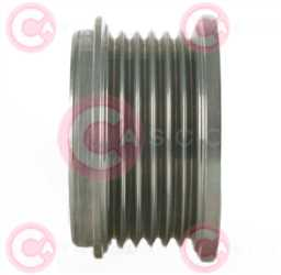 CCP90111 SIDE INA Type PFR6 17 mm 55,87 mm 35 mm