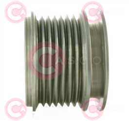 CCP90135 SIDE INA Type PFR7 17 mm 55,67 mm 44,50 mm