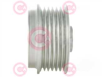 CCP90150 SIDE INA Type PFR6 17 mm 59,71 mm 39,60 mm