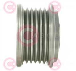 CCP90165 SIDE INA Type PFR6 17 mm 49,71 mm 35,60 mm
