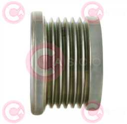 CCP90167 SIDE INA Type PFR6 17 mm 48,91 mm 34,65 mm