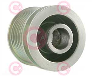 CCP90189 BACK INA Type PFR8 17 mm 50,02 mm 52,30 mm