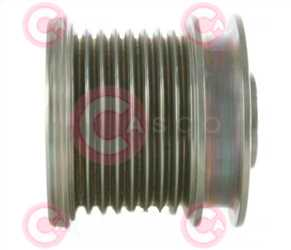 CCP90189 SIDE INA Type PFR8 17 mm 50,02 mm 52,30 mm