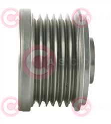 CCP90201 SIDE INA Type PFR6 17 mm 49 mm 38,25 mm