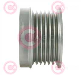 CCP90207 SIDE INA Type PFR6 17 mm 49,71 mm 36,10 mm