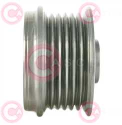 CCP90221 SIDE INA Type PFR6 17 mm 54,02 mm 39,40 mm