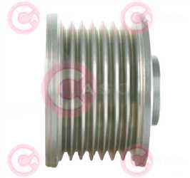 CCP90222 SIDE INA Type PFR7 17 mm 49,05 mm 38,30 mm