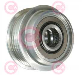 CCP90241 FRONT INA Type PFR5 15 mm 60 mm 39,90 mm