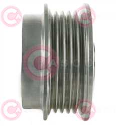 CCP90241 SIDE INA Type PFR5 15 mm 60 mm 39,90 mm