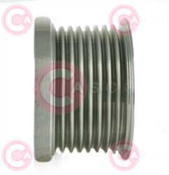 CCP90280 SIDE INA Type PFR8 17 mm 56 mm 38,70 mm