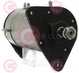 CDS22102 FRONT EFEL Type 12V 11Amp