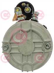 CEM22100 BACK EFEL Type 12V 2kW CW
