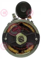 CEM22100 FRONT EFEL Type 12V 2kW CW