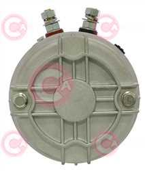 CEM22112 BACK EFEL Type 12V 1,70kW CCW
