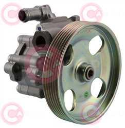 CSP70100 FRONT PSA Type PR6 126 mm 110 bar