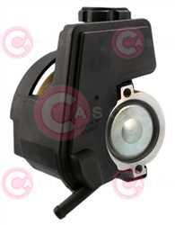 CSP70103 BACK PSA Type PR6 126 mm 100 bar