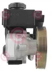 CSP70118 SIDE PSA Type PR6 126 mm 100 bar
