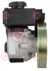 CSP70123 SIDE PSA Type PR6 130 mm 80 bar