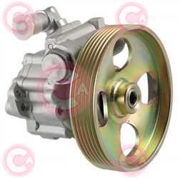 CSP70124 FRONT PSA Type PR6 126 mm 100 bar