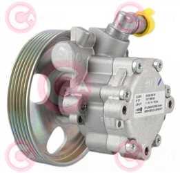 CSP70136 BACK PSA Type PR6 125 mm 100 bar