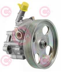 CSP70138 FRONT PSA Type PR6 126 mm 100 bar
