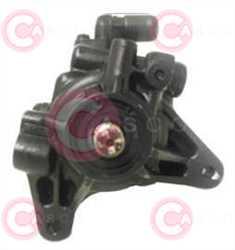 CSP83101 FRONT HONDA Type PR7 124 mm