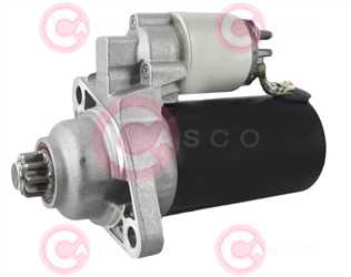 CST10165 SIDE BOSCH Type 12V 2kW 10T CCW