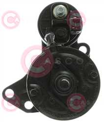 CST10213 BACK BOSCH Type 12V 1,80kW 9/10T CCW