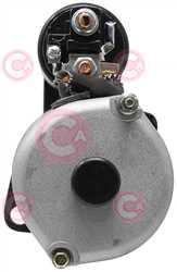 CST10265 BACK BOSCH Type 12V 1,50kW 9T CW