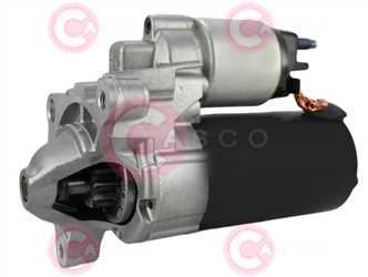 CST10272 SIDE BOSCH Type 12V 1,40kW 10/11/12/13T CW