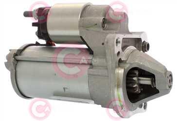 CST10332 SIDE BOSCH Type 12V 0,90kW 11T CW