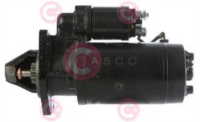 CST10338 SIDE BOSCH Type 12V 2,90kW 10T CW