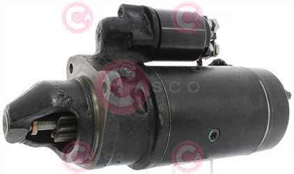 CST10355 SIDE BOSCH Type 12V 2,90kW 9/10T CW
